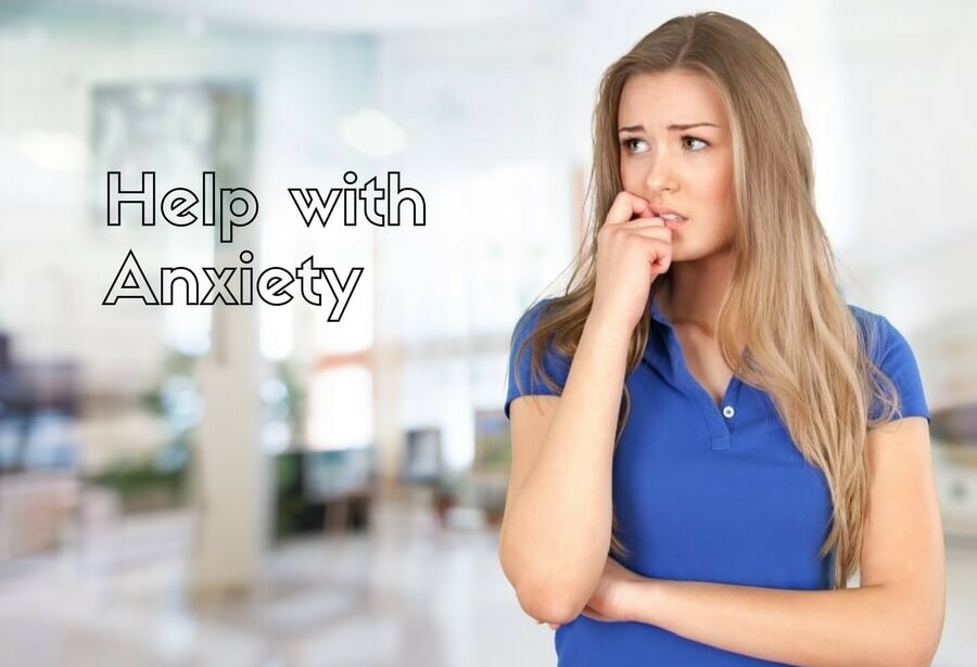 Help with anxiety