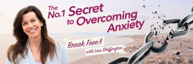 The No.1 Secret To Overcoming Anxiety - Audio Series