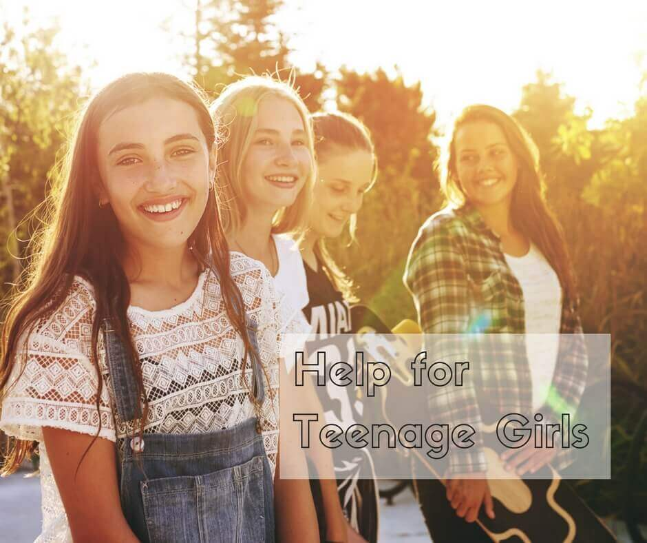 Anxiety Help For Teenage Girls