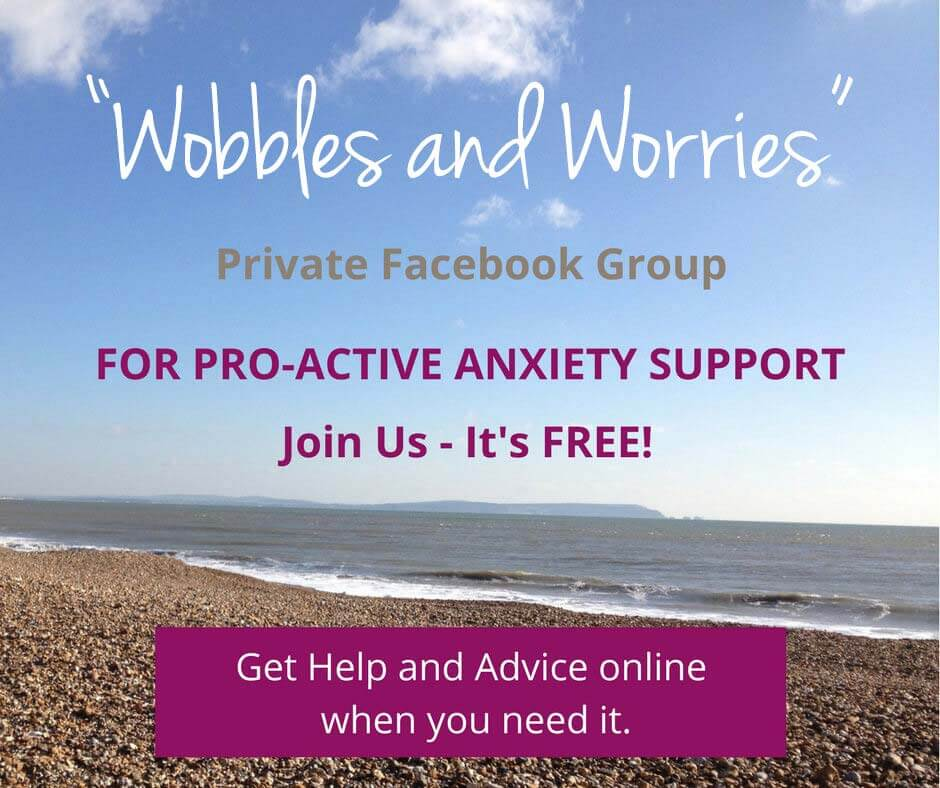 Anxiety self help tips and support - private Facebook group - Help for Anxiety