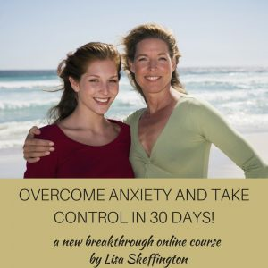 overcome anxiety in 30 days!