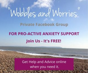 Wobbles and Worries - a private Facebook support group