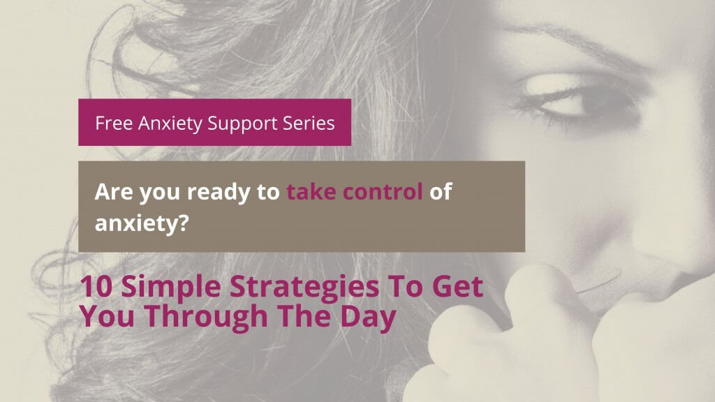 Anxiety Support Series Lisa Skeffington