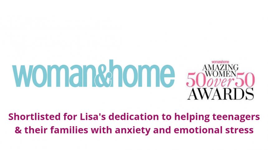 Woman and Home awards Lisa Skeffington