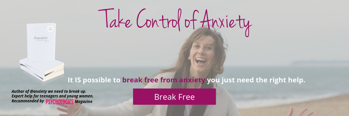Lisa Skeffington Help with Anxiety
